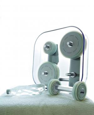 Designerskie Hantle WELLNESS RACK Technogym
