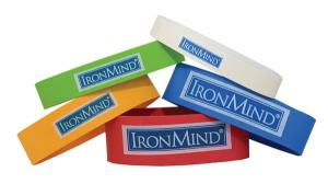 Expand-Your-Hand Bands 10 pack Gumy Do Treningu Dłoni 10szt IronMind