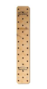 Tablica PegBoard 120-240 cm + 2 kołki ELITE do wspinania Climbing Peg Board