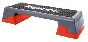 Stepper Fitness Aerobik Reebok Step regulowany