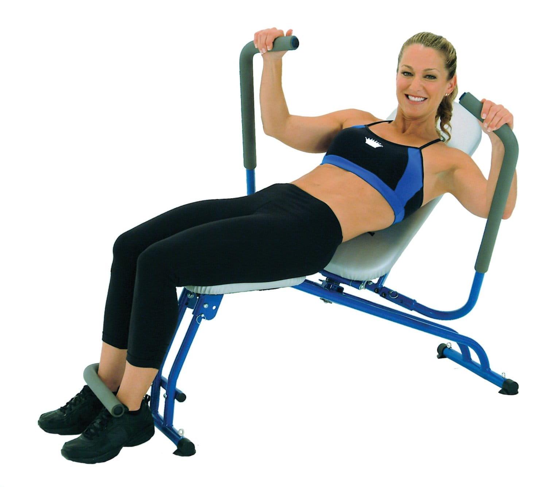Tylko na zewnątrz AB Prince Pro przyrząd do ćwiczeń mięśni brzucha - Fitness-Home DW71